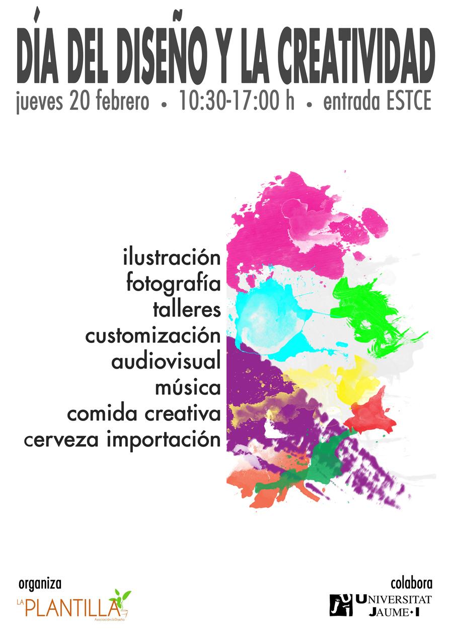 I día del Diseño y la Creatividad (2014)   La Plantilla Disseny