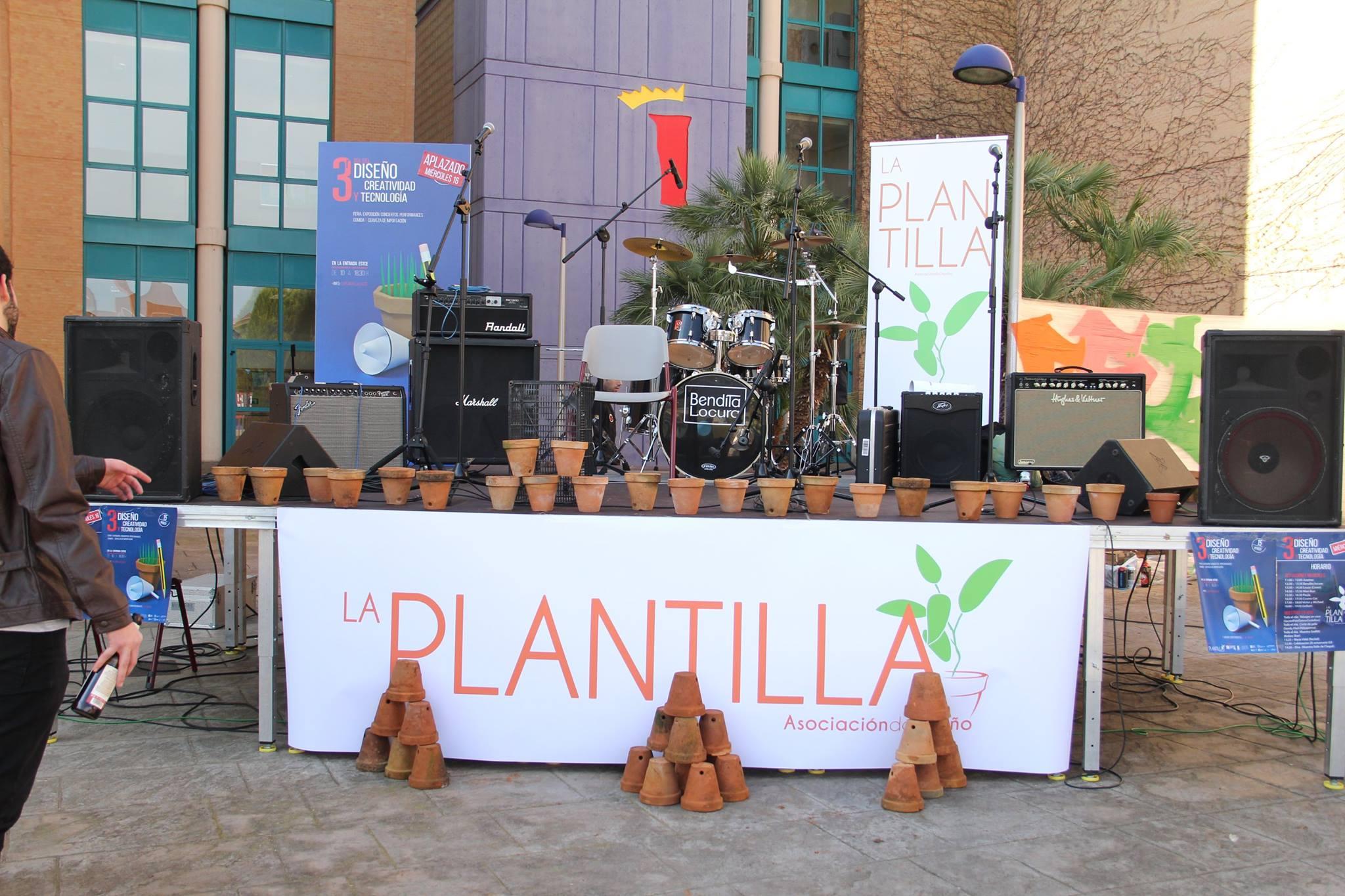 La Plantilla Disseny   Asociación de estudiantes y ex-estudiantes de ...